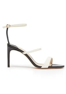 Sophia Webster Rosalind two-tone patent-leather sandals