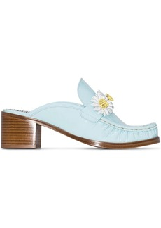 Sophia Webster x Patrick Cox Iconic Daisy 60mm mules