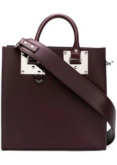 Sophie Hulme Albion small tote bag