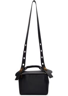 Sophie Hulme Black Small The Bolt Bag