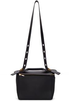 Sophie Hulme Black The Bolt Bag