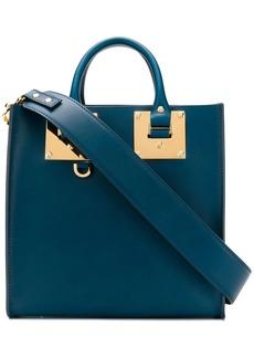 Sophie Hulme boxy shoulder bag