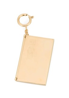 Sophie Hulme Envelope bag charm