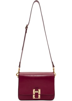 Sophie Hulme Red Large Quick Bag