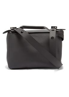 Sophie Hulme Bolt leather shoulder bag