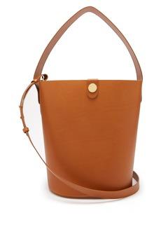 Sophie Hulme Large Swing leather bucket bag