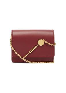 Sophie Hulme Micro leather cross-body bag