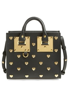 Sophie Hulme Studded Leather Crossbody Tote (Nordstrom Exclusive Color)
