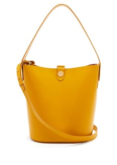 Sophie Hulme Swing large leather bag