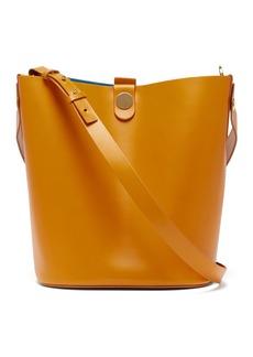 Sophie Hulme Swing large leather bucket bag