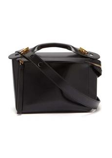 Sophie Hulme The Bolt leather box bag