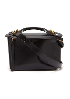 Sophie Hulme The Bolt leather box bag