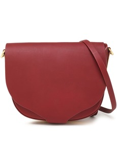 Sophie Hulme Woman Barnsbury Medium Leather Shoulder Bag Brick