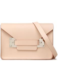 Sophie Hulme Woman Milner Mini Matte-leather Shoulder Bag Pastel Pink