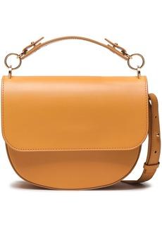 Sophie Hulme Woman The Bow Leather Shoulder Bag Saffron