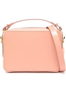 Sophie Hulme Woman The Mini Trunk Leather Shoulder Bag Blush