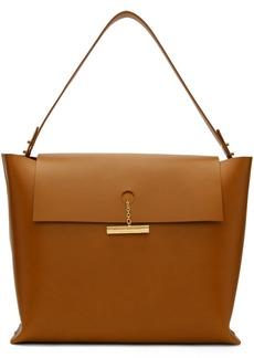 Sophie Hulme Tan The Pinch Bag