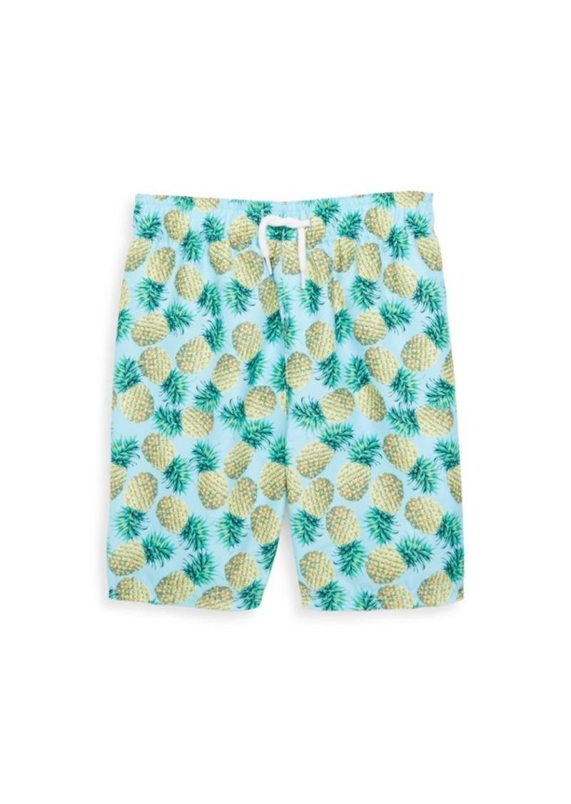 f8171bb85c53d Appaman Baby's, Toddler's, Little Boy's & Boy's Pineapple-Print Mid-Length  Swim