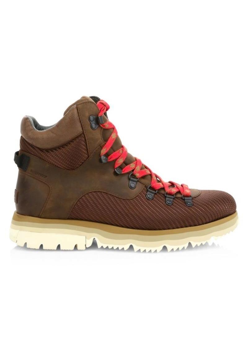 Sorel Atlis Axe Nylon & Leather Hiking Boots