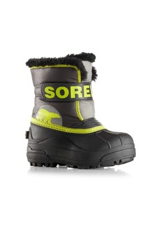 Sorel Baby's, Toddler's & Kid's Snow Commander Faux Fur-Trim Snow Boots