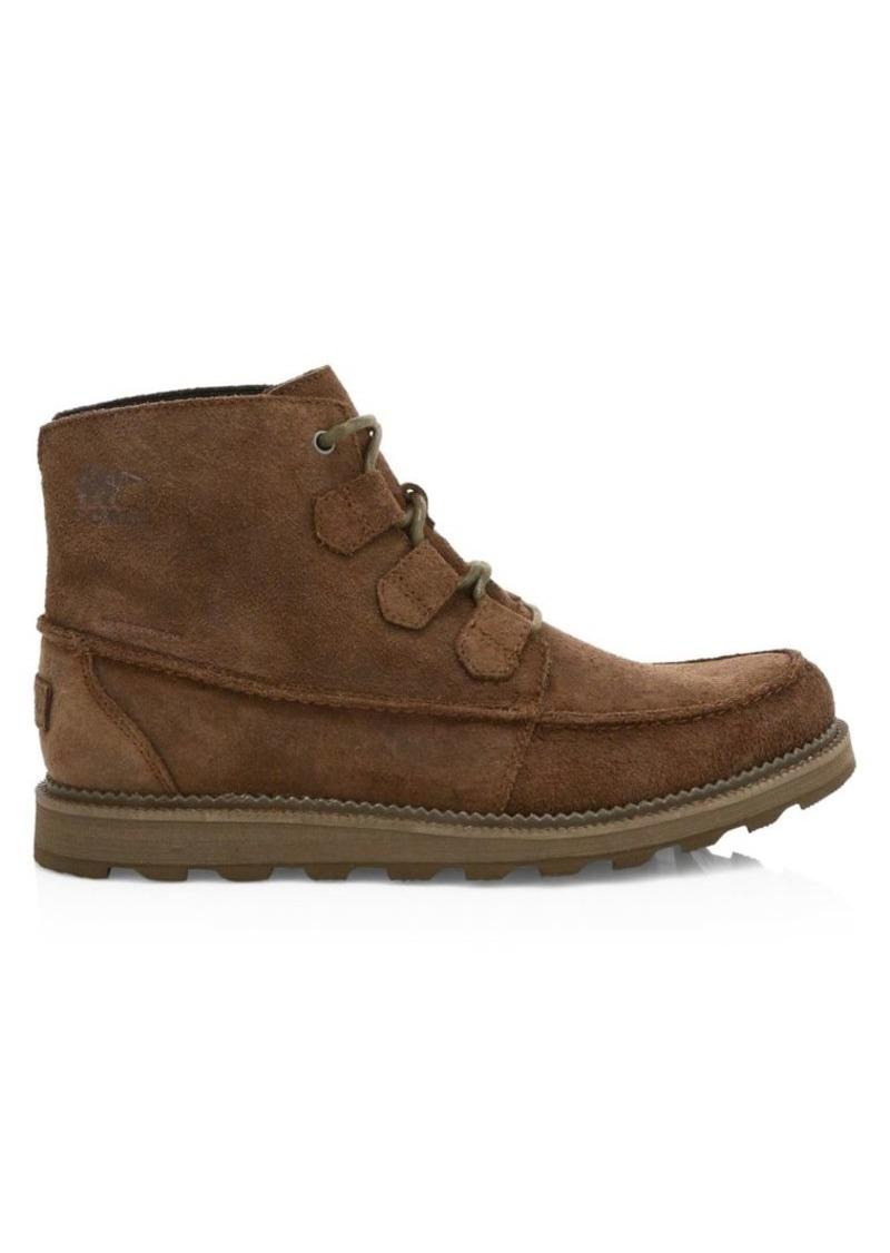 Sorel Caribou Madison Waterproof Suede Boots