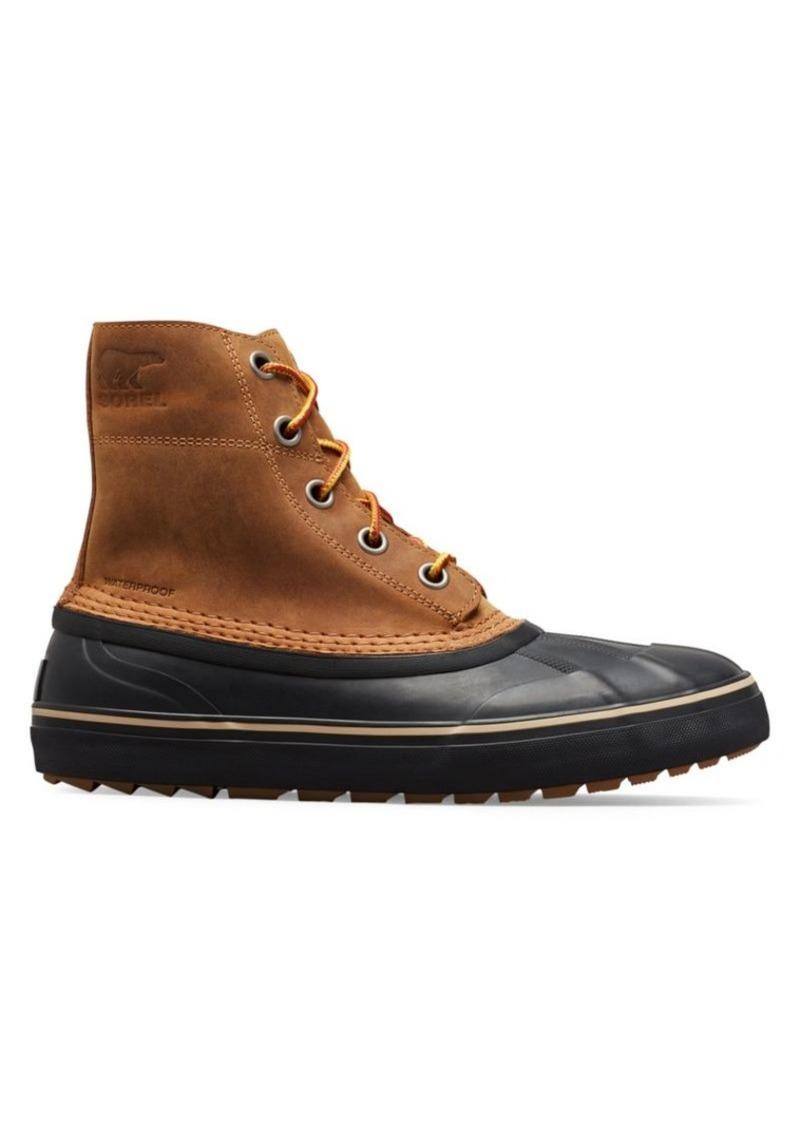 Sorel Men's Cheyanne Leather Waterproof Boots