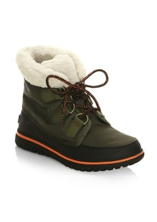 Sorel Cozy Carnival Nylon and Fleece Boots