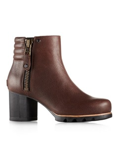 Sorel Danica Leather Booties