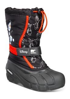Sorel Disney x Sorel Big Boys Flurry Frozen 2 Boots Women's Shoes