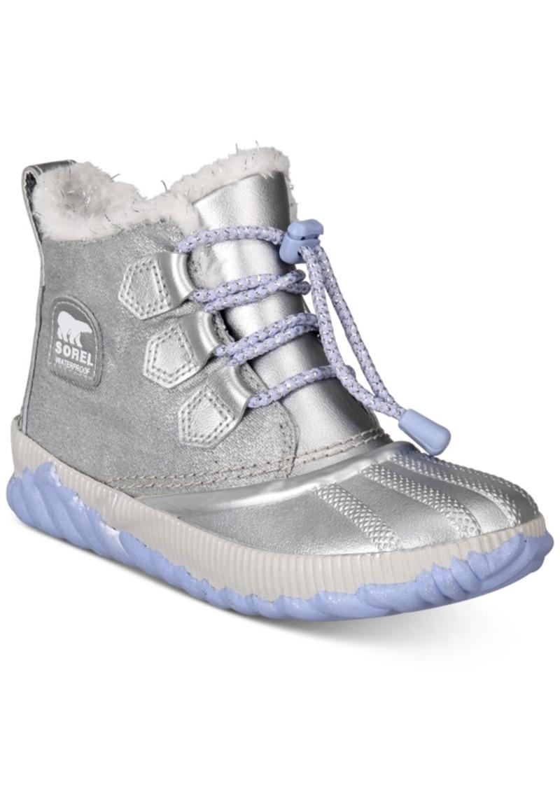 Sorel Disney x Sorel Big Girls Out N About Frozen 2 Boots Women's Shoes