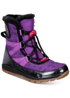 Sorel Disney x Sorel Little Girls Whitney Short Frozen 2 Boots Women's Shoes