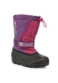 Disney's Frozen 2 x Sorel Girl's Flurry Anna Boots