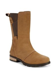 Sorel Emelie Leather Waterproof Boots