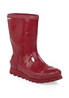 Sorel Joan Rain Rubber Mid-Calf Boots