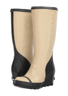 Sorel Joan Rain Wedge Tall Felt