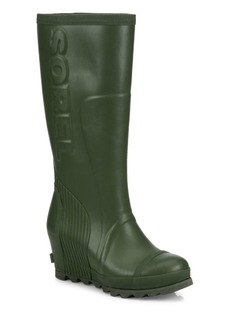 Sorel Joan Tall Wedge Rain Boots
