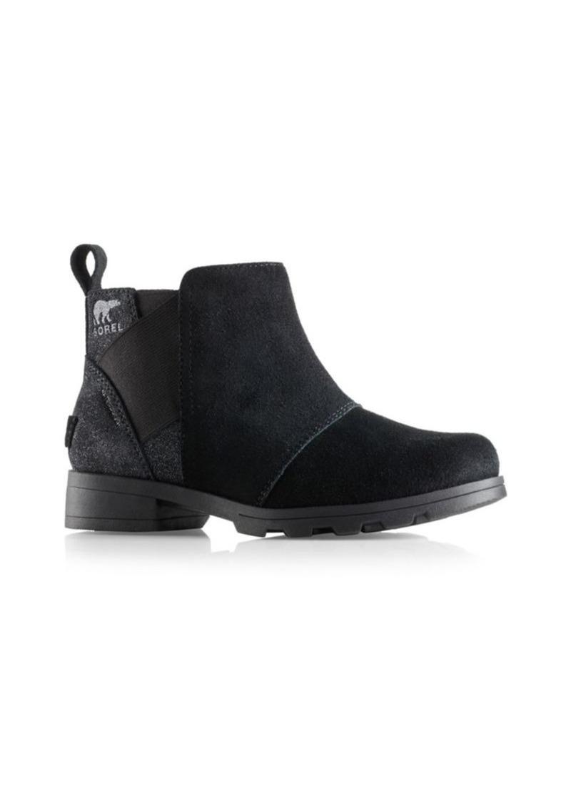 Sorel Kid's Emelie Suede Chelsea Boots