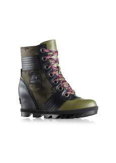 Sorel Kid's Lexie Wedge Camo Boots