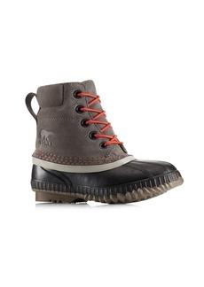 Sorel Kid's Waterproof Leather Boots