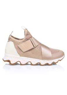 Sorel Kinetic Grip-Tape Mesh Sneakers