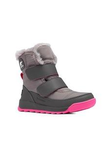 Sorel Little Girl's & Girl's Whitney Faux Fur-Lined Boots