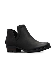 Sorel Lolla Waterproof Leather Booties