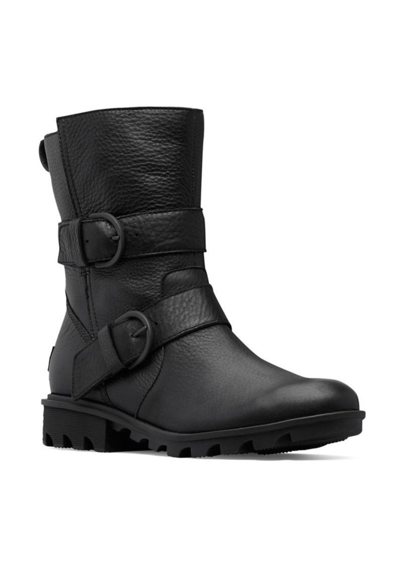 Sorel Phoenix Moto Leather Boots
