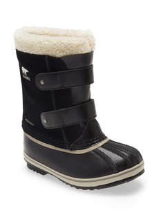SOREL 1964 Pac Strap Waterproof Boot (Toddler & Little Kid)