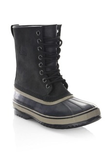 Sorel 1964 Premium Leather Lace-Up Boots