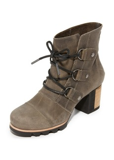 Sorel Addington Lace Up Booties