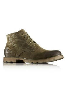 Sorel Camouflage Suede Chukka Boots