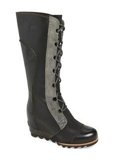 SOREL 'Cate the Great' Waterproof Wedge Boot (Women)