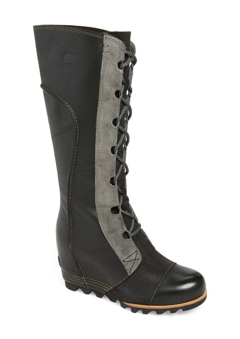 Sorel Sorel Cate The Great Waterproof Wedge Boot Women