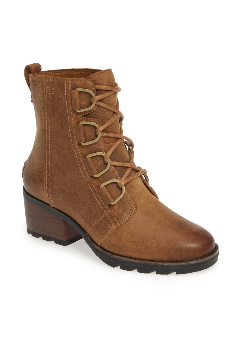 Sorel Cate Waterproof Lace-Up Boot (Women)
